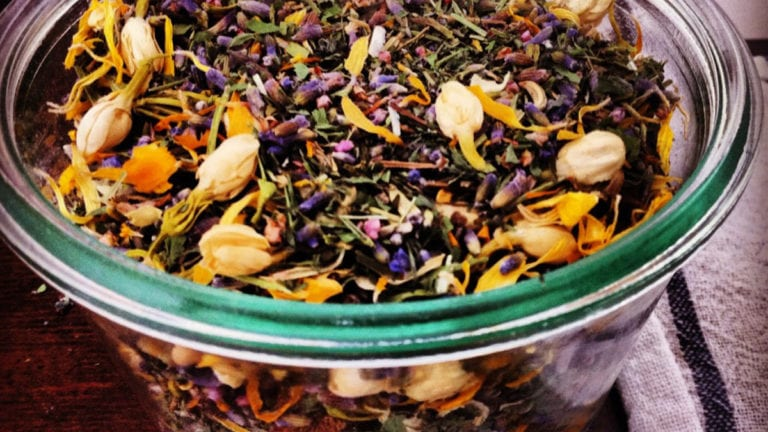 Flowering Teas