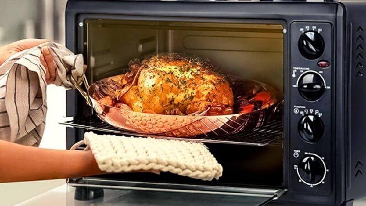 Top 6 Best Rotisserie Ovens