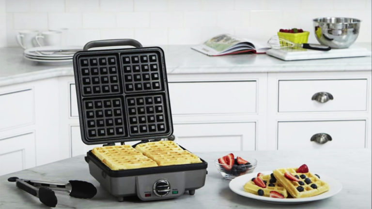 Top 5 Best Waffle Maker With Removable Plates Reviews
