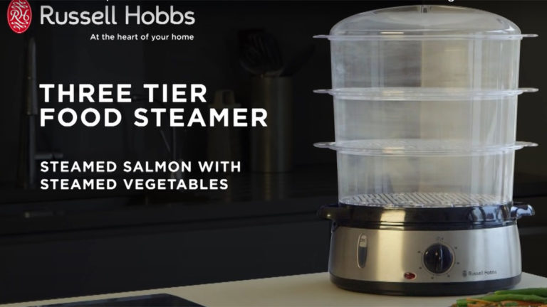 Top 5 Best 3 Tier Steamers 2021 (Reviews & Buying Guide)