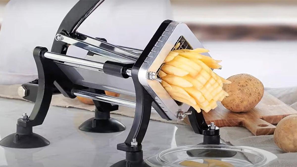 Top 6 Best Sweet Potato Fry Cutter Reviews In 2021